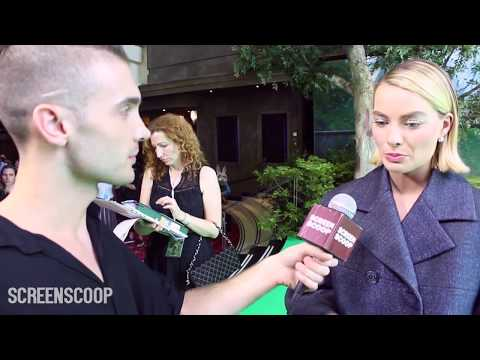 Peter Rabbit Australian Premiere Interviews | Margot Robbie & Cast
