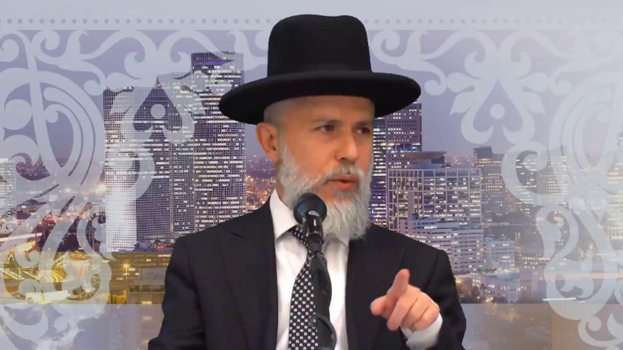 הדרכה קצרה: הרב זמיר כהן על סערת יובל דיין