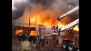 Мегафон. Пожарная безопасность. Презентационный фильм(Производство