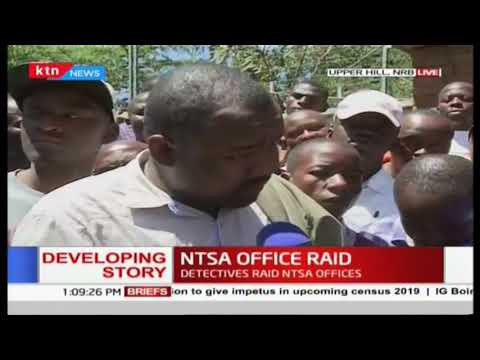 NTSA officials arrested as investigations into 14 Riverside Drive attack continue thumbnail