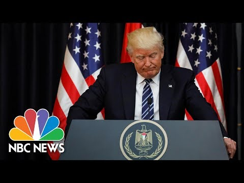 Thumbnail: President Trump: 'Young, Beautiful, Innocent People' Killed In Manchester Bombing | NBC News