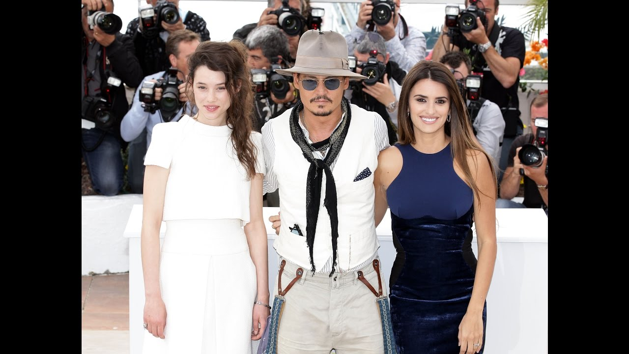 pirates of the caribbean cast is johnny depp in the new