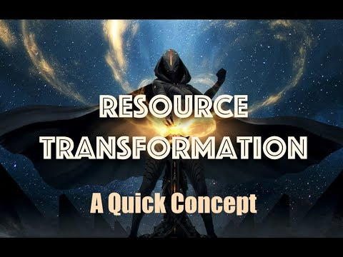 Quick Concept: Resource Transformation in Endless Space 2 |