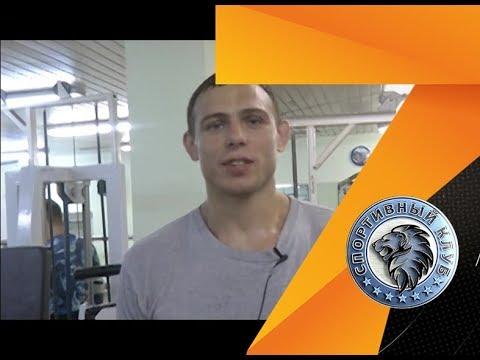 Один день Никиты Мельникова, двукратного чемпиона мира по греко-римской борьбе