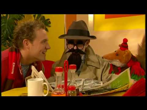 The Basil Brush Show 2x06 Bend it like Basil