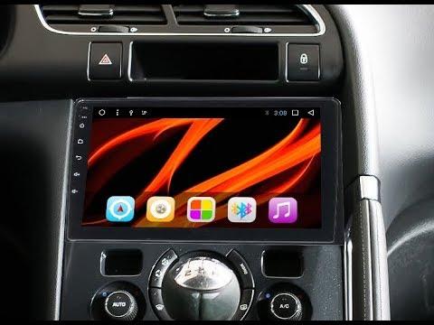 Штатная магнитола Peugeot 3008 (2010-2017) Android CF-3165N-B