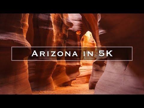 Arizona in 5K