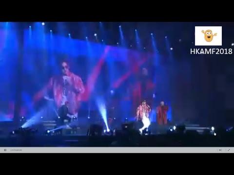 Hongkong Asian Pop Music Festival 2018 😍