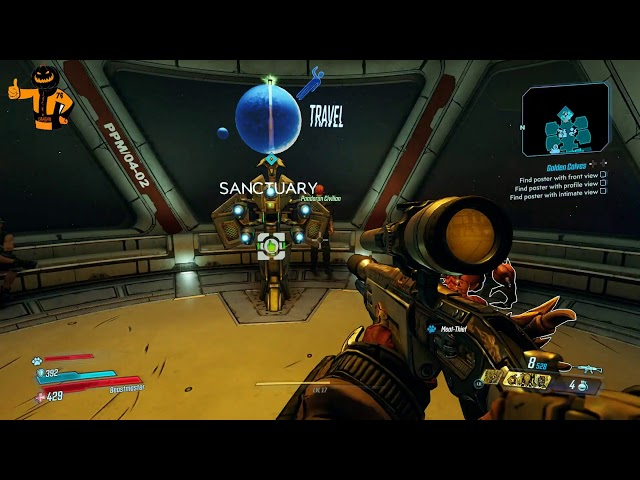 Borderlands 3 How To Decorate Your Room