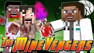 Minecraft MineVengers - ZOMBIE APOCALYPSE, THE ANTIDOTE!!