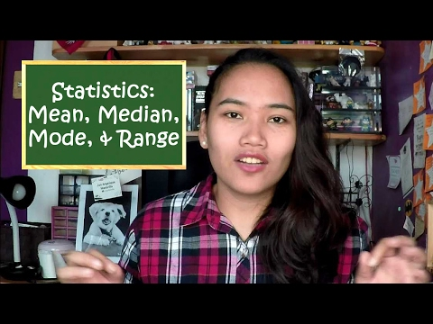 Statistics - How to Get the Mean, Median, Mode, and Range - Civil Service Review