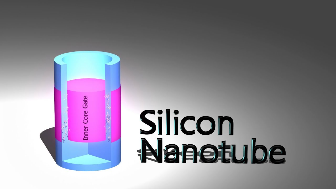 Silicon Nanotube Field Effect Transistors Youtube Transistor Logic And Gate Animation