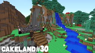 CakeLand FTB #30: Магическая Деревня!