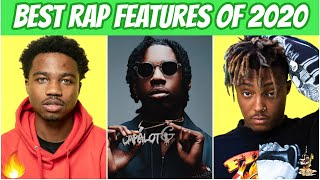 BEST Rap Features of 2020! (So Far)