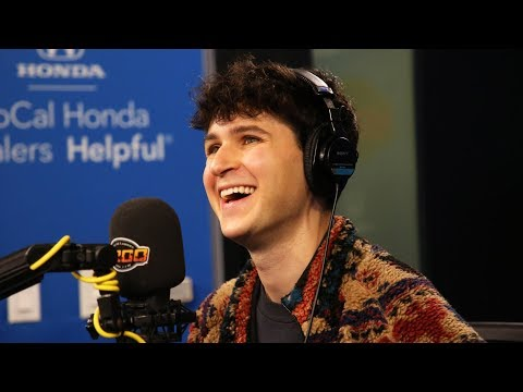 Ezra Koenig Talks New Vampire Weekend on Kevin & Bean