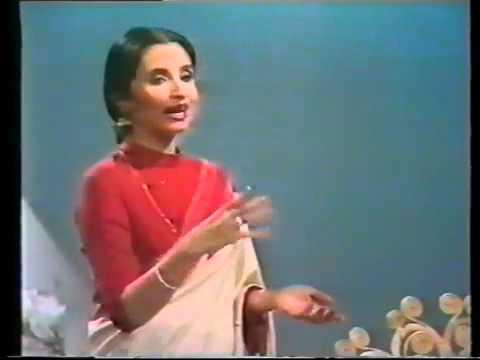 Salma Agha  Ik bar milo humse to sau bar milenge  Music  Amjad Bobby   PtvLive   YouTube