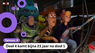 Toy Story is terug, nu met een stoere Bo Peep