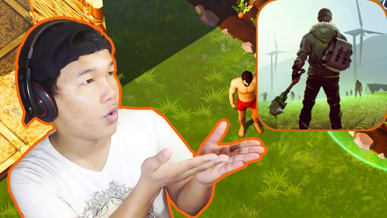 Wow! Survival ហ្គេមមានលើទួរស័ព្ទ|Last Day On Earth Survival Game on Mobile Khmer Gamer|VPROGAME
