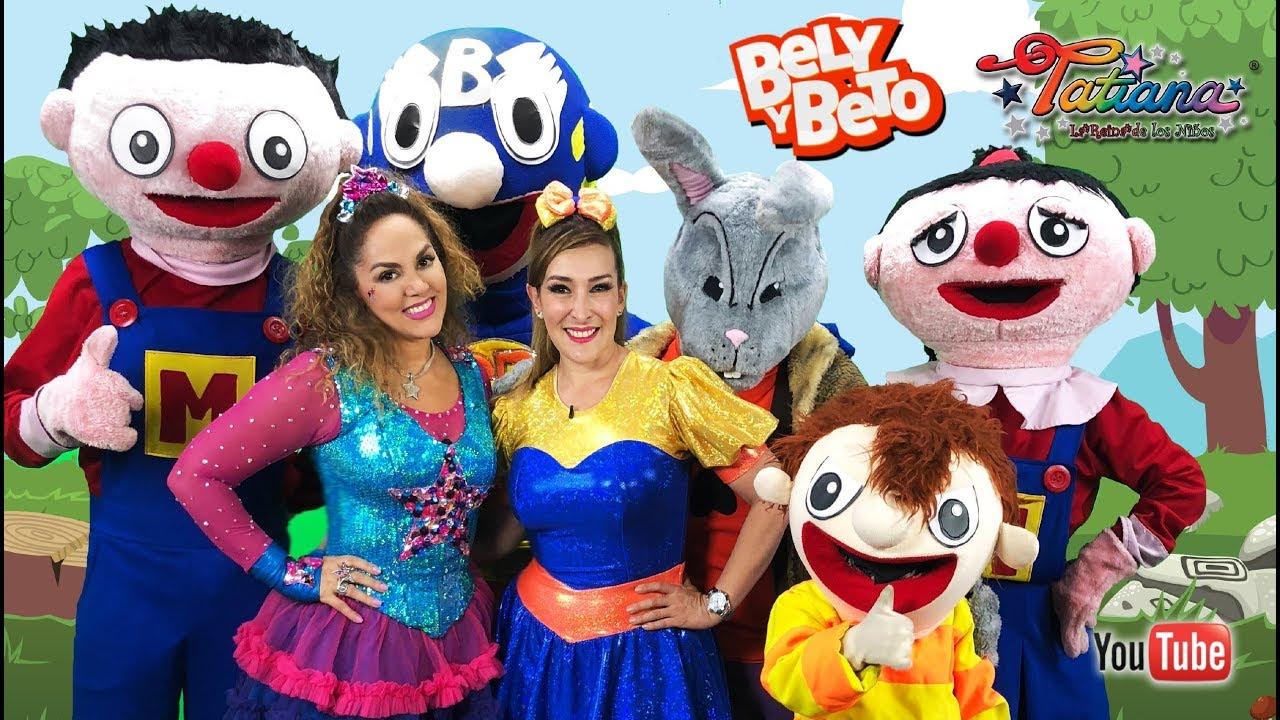 Tatiana Y Bely En Peligro El Show De Bely Y Beto