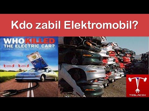 #24 Kdo zabil elektromobil Dokument který musíte vidět | Teslacek