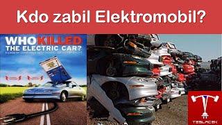 #24 Kdo zabil elektromobil Dokument který musíte vidět