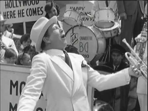 """""""Hooray for Holllywood"""" from the 1937 film """"Hollywood Hotel."""""""
