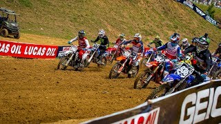 The 125 All Star Race at Budds Creek featured some younger talent m...
