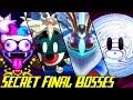 Evolution of Secret Final Bosses in Kirby Games (2008-2018)