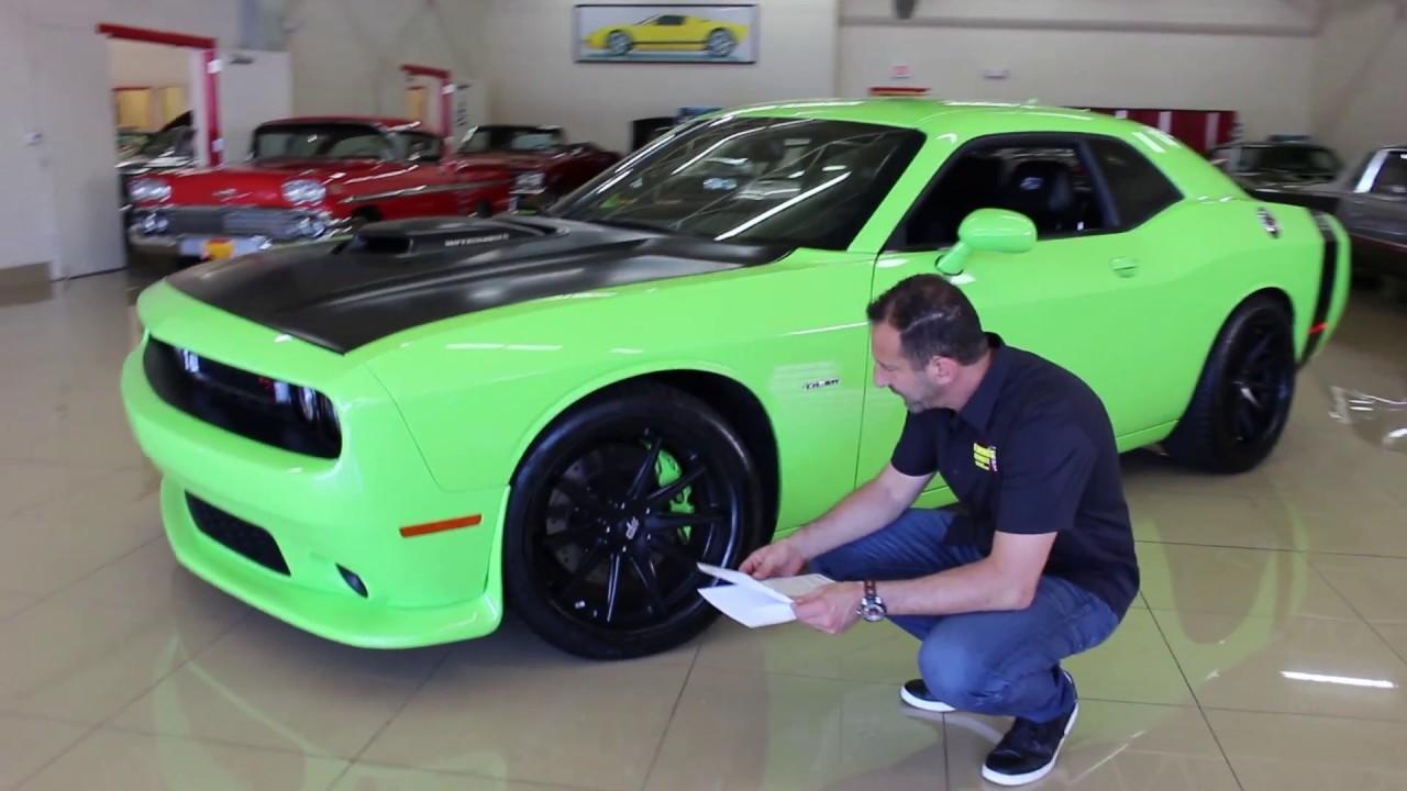 2017 Challenger Petty S Garage For With Test Drive Driving Sounds And Walk Through