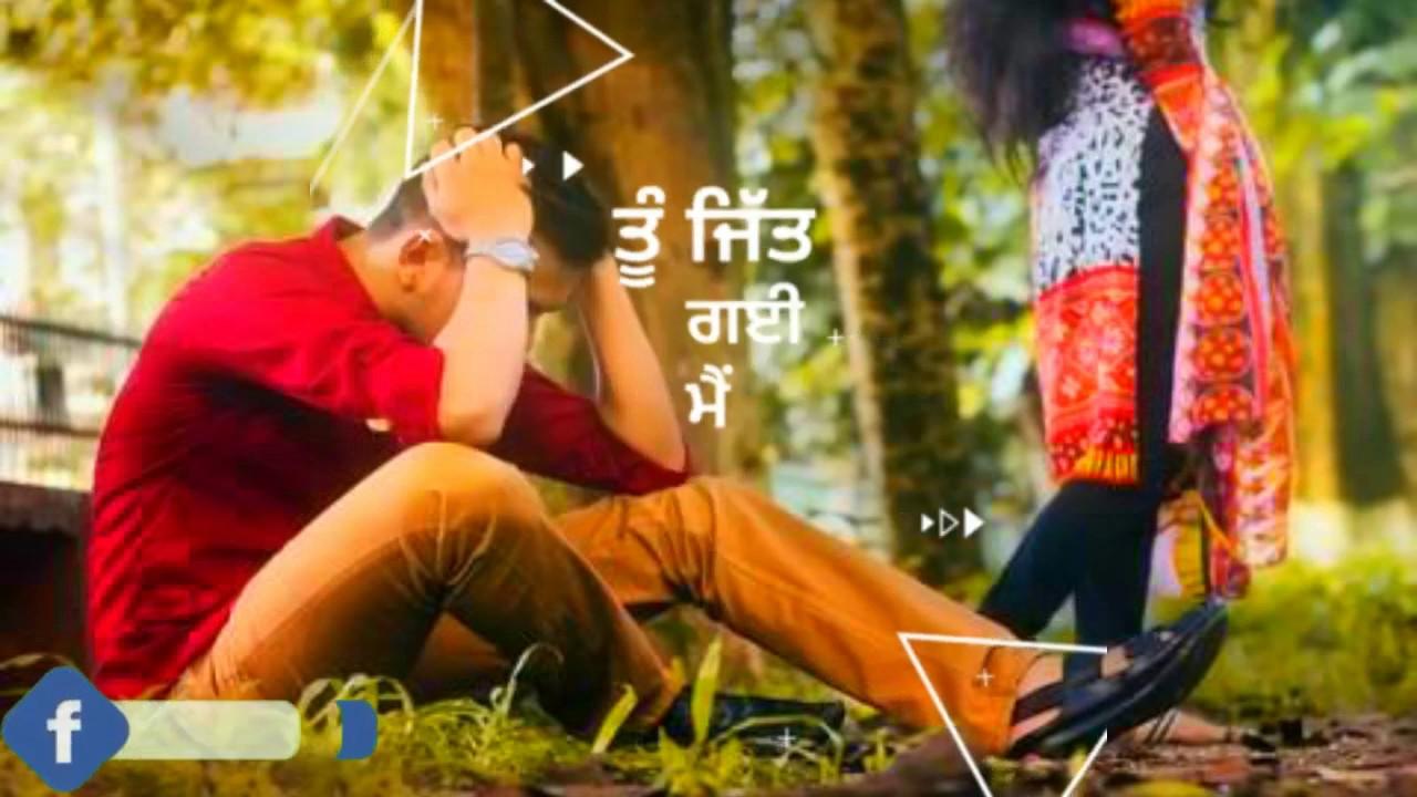 New Punjabi sad song WhatsApp status video || heart ...