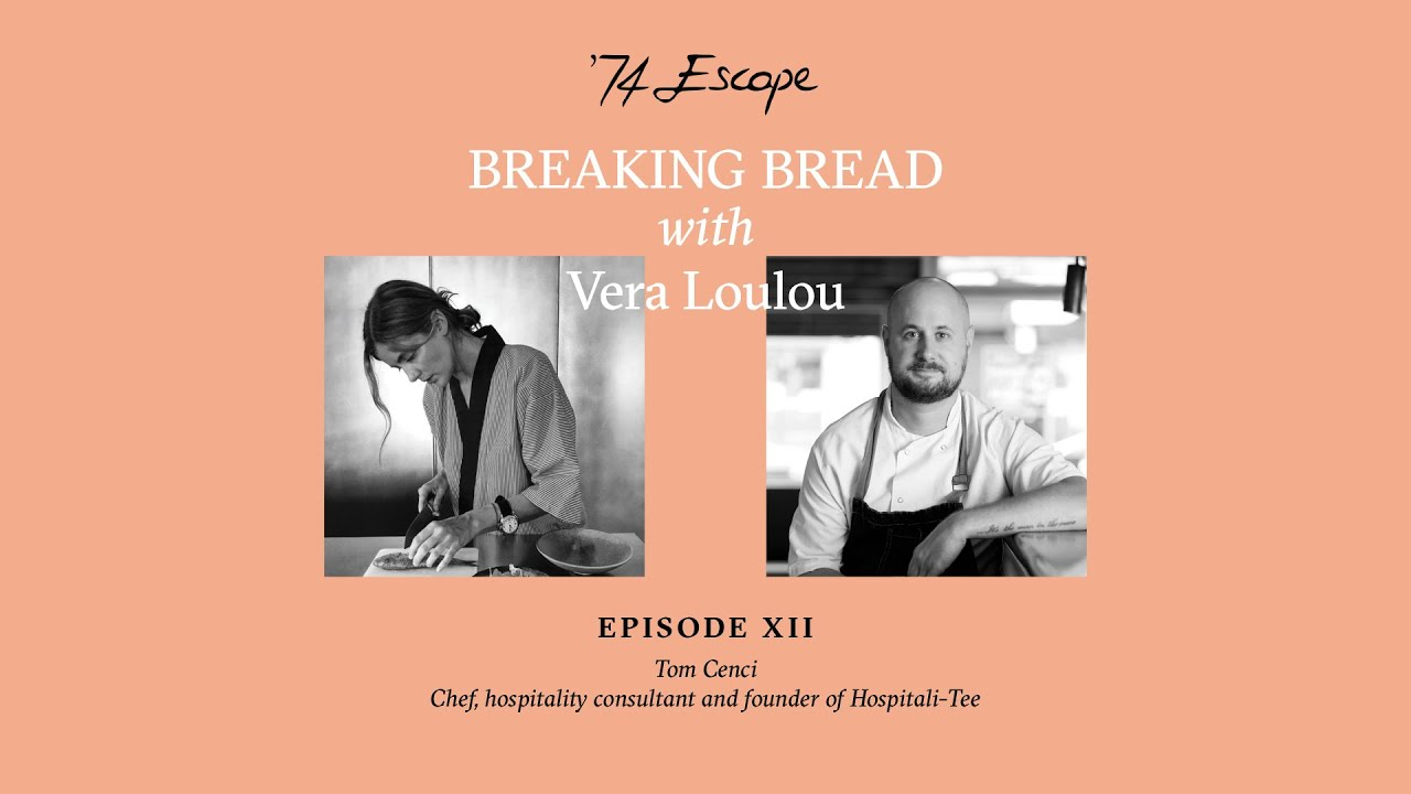 Breaking Bread with Vera Loulou