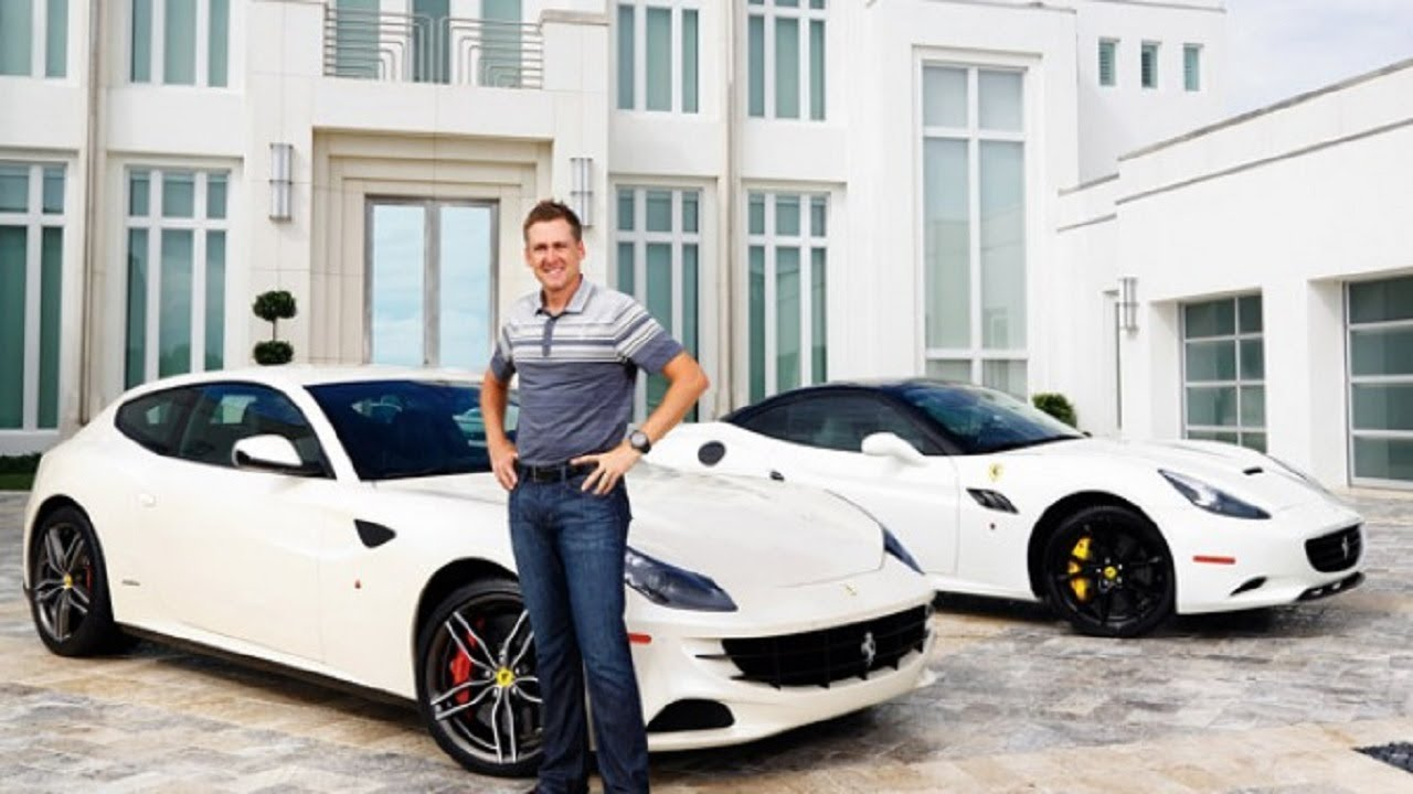 Ian Poulter's Luxurious Car Collection. - 2018. #NEW# - YouTube