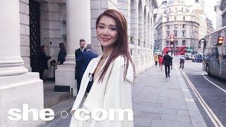 【she.com特派專員】倪晨曦倫敦時裝周私日記