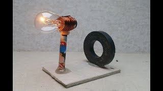 Free Energy Generator Magnet Coil 100% Real , Technology.