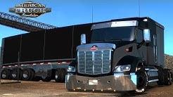 American Truck Simulator: Heavy Steel Load - Socorro New Mexico