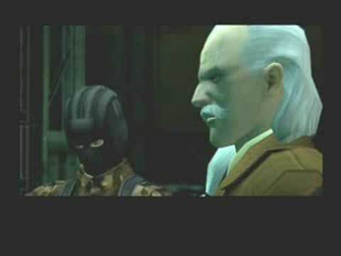 MGS2 21- Raiden Discovered, Ninja Appears Again