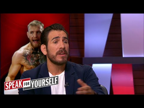 Kenny Florian: Conor McGregor will retire if he beats Floyd Mayweather | SPEAK FOR YOURSELF