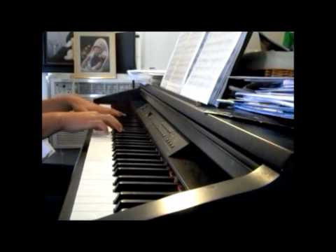 Winter Sonata - From the Beginning Until Now (piano cover)