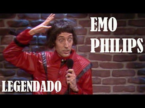 Emo Philips - Cachorro de Estimação (Legendado)