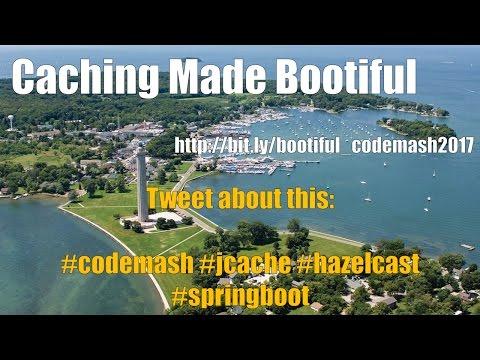 [Codemash 2017] Caching Made «Bootiful»!