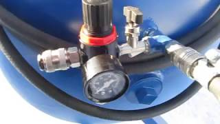 Маска для пескоструя с подачей воздуха(, 2018-03-05T08:40:32.000Z)