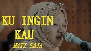 KU INGIN KAU MATI SAJA Live COVER Andi (Debu Jalanan Reggae) ft Shadjo