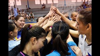 PH women's volleyball team set for Japan training ahead of Asiad