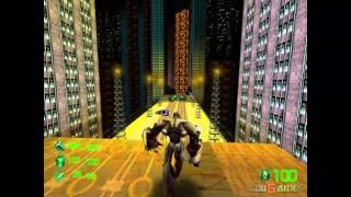Slave Zero - Gameplay Dreamcast HD 720P