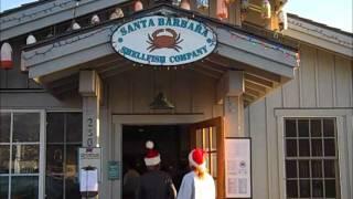SANTA BARBARA...Stearn's Wharf!