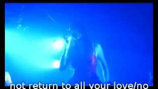 Blutengel Ice Angel Live Lines DVD subtitulos español