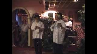На розовой свадьбе - Еврейские частушки  Р. и Л.