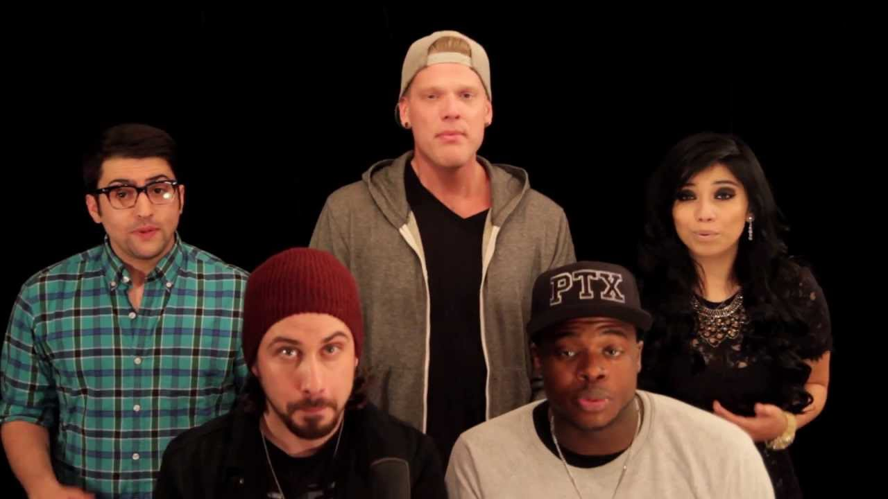 pentatonix i need your love