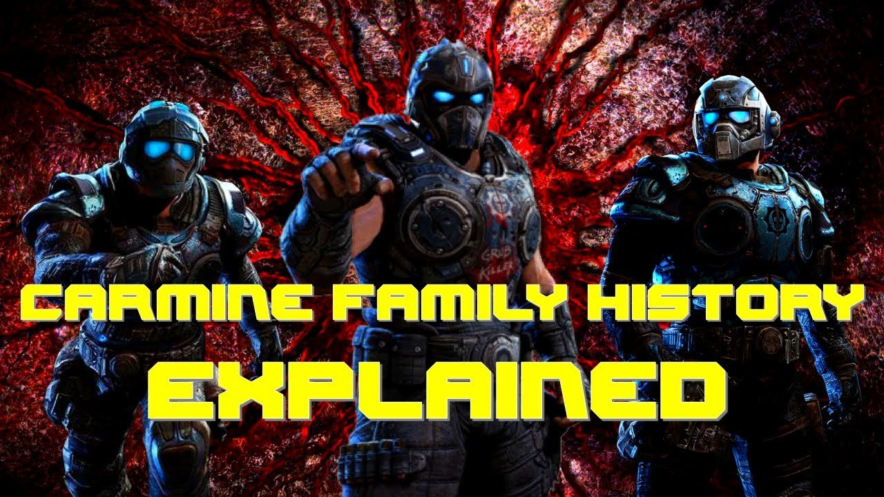 Benjamin Anthony Clayton Carmine Brothers | Quotes Death History Lore  Insurance | In Gears of War 5?