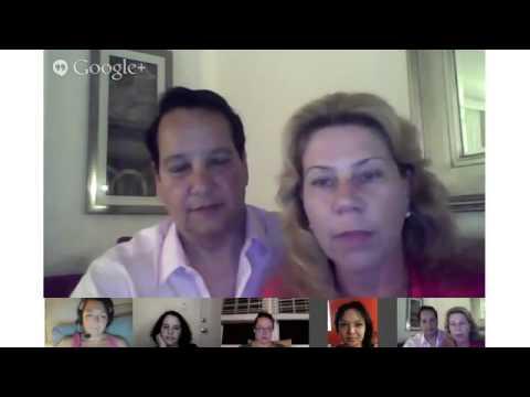 Mamavation Monday Self Defense with Tracy & Charley Vega